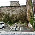 20131109 〈浜松市街・肴町〉 タイトル「壁」