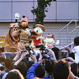 20130505 デイズニーランドキャラクターのパレード3