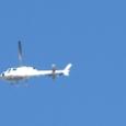 2010/01/16撮影 ヘリコプター