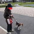 2010/04/03撮影 ハナとubaさん