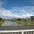 2012/09/09 馬込川の大浜橋