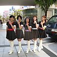 20130518 出演前の「浜松キャンデイーズ」