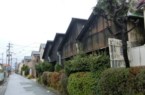 2012/12/22 ノコギリ屋根