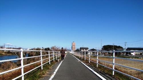 2010/02/07撮影 ubazakuraさんとハナ