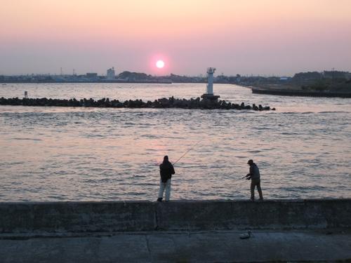 2009/4/29 朝5:11 浜名湖