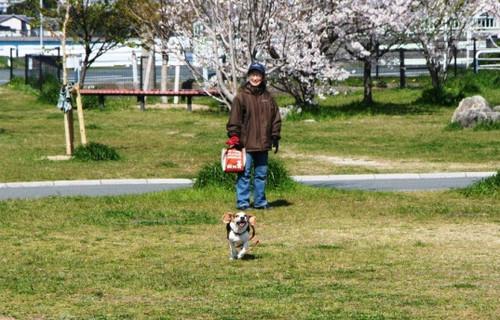 2012/04/07 ハナとubazakuraさん
