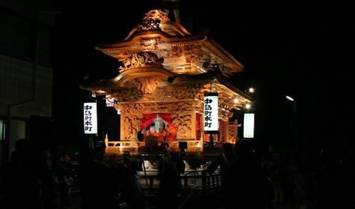 2012/05/05 浜松祭 町内屋台引き回し