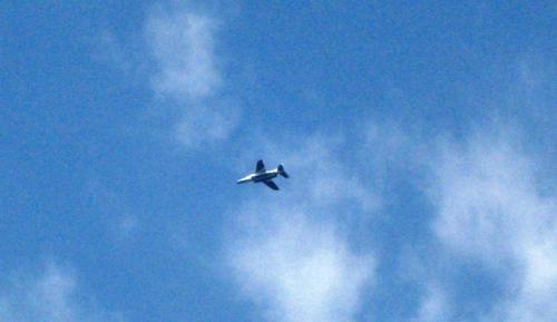090919撮影 ジェット戦闘機