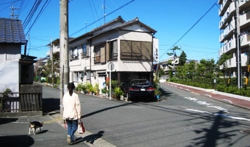 2010/10/02撮影 和菓子屋「とみや」