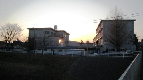 2010/02/13撮影 夕方の龍禅寺小