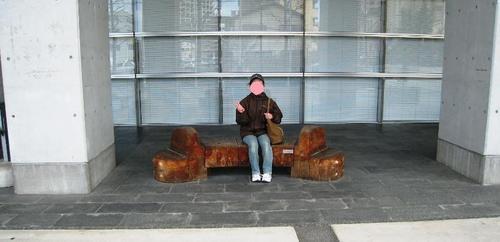 2011/03/19撮影 静岡文芸大にて