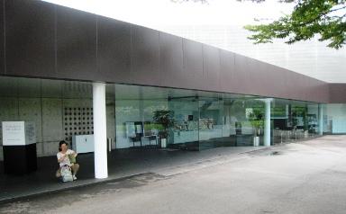 2011/07/08撮影 資生堂アートハウス