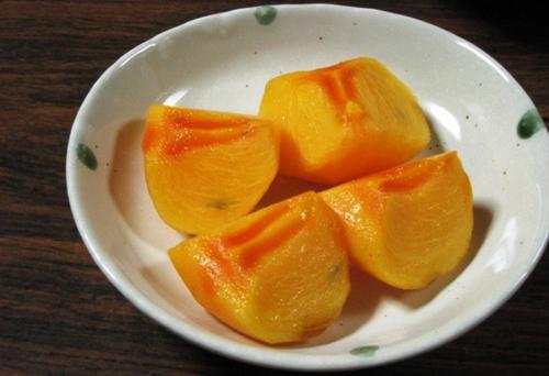 2011/09/17撮影 和歌山の柿