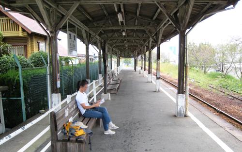 2011/09/30撮影 天浜線 気賀駅