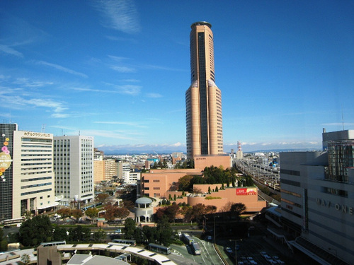 2011/11/12撮影 遠鉄デパート新館