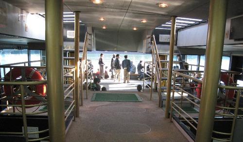 2011/12/10撮影 水上バス