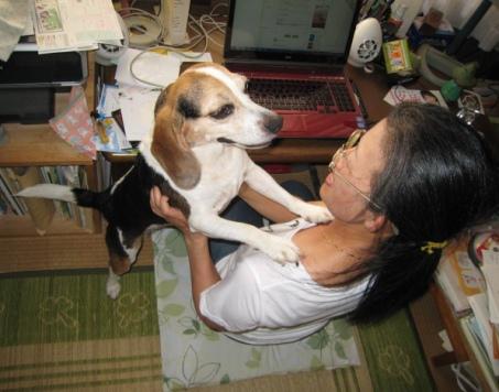 2012/08/25 お母さん!!