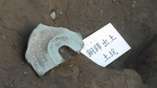 2012/09/16 JR天竜川駅前遺跡その3