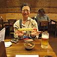 20160403_お店の雰囲気に納得のubazakuraさん!