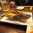 20160404_葵屋のグルクン唐揚げ、お味が良いですね!